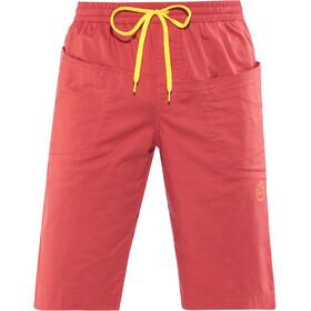 La Sportiva Levanto Miehet Lyhyet housut , punainen